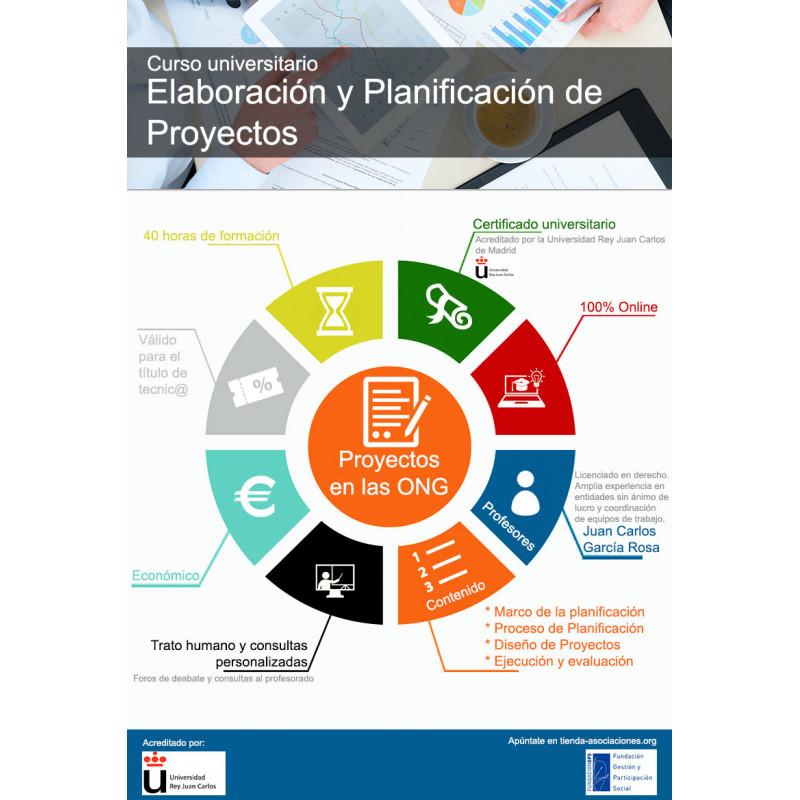 Curso universitario de planificaci n y elaboraci n de for Proyecto de construccion de aulas de clases