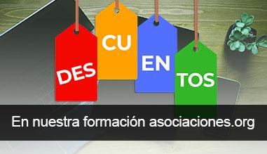 Descuentos en nuestros cursos de gestión y comunicación en las ONG y asociaciones