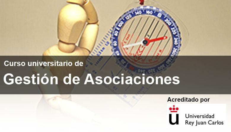 Curso Universitario de Gestión de Asociaciones