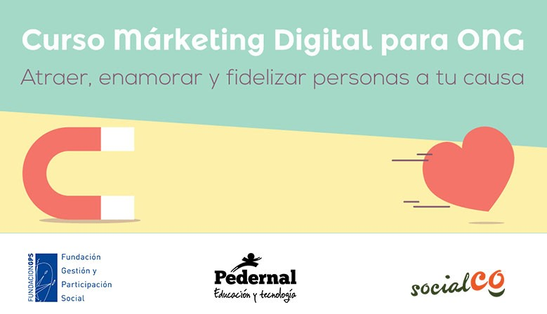 Curso de Marketing digital para ONG