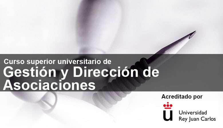 Curso superior universitario de Gestión y Dirección de Asociaciones
