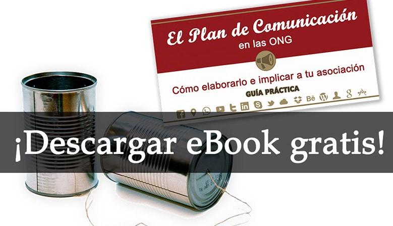 eBook El Plan de Comunicación en las ONG