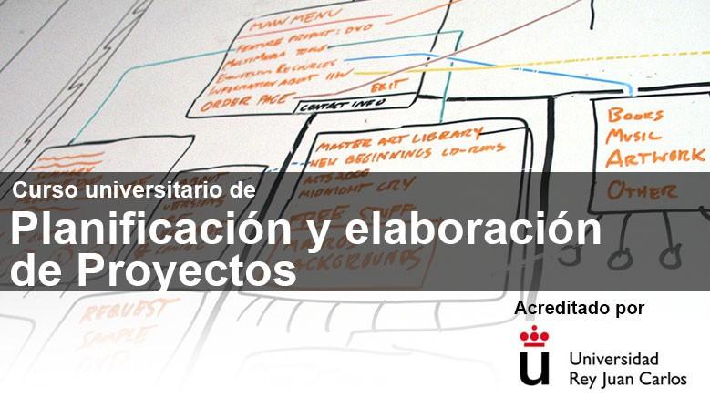 Curso de Planificación y Elaboración de Proyectos