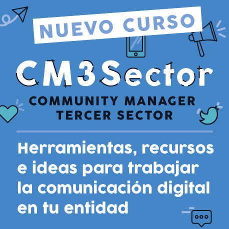 Curso de Community Manager en el Tercer Sector