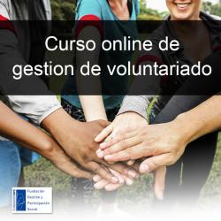 Gestión de voluntariado
